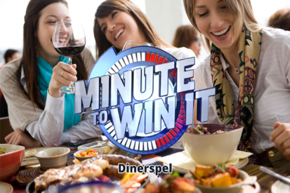 Minute to Win it! Dinner Game