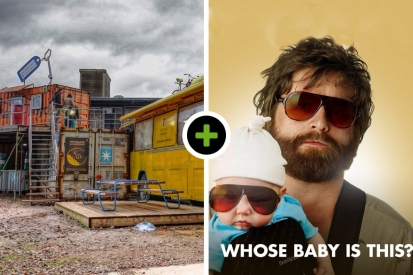 Escape Room - The Hangover