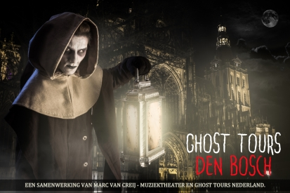 Ghost Tour Den Bosch