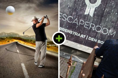Streetgolf - Diner - Escape Room